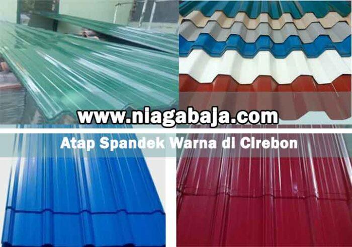 Harga spandek warna Cirebon