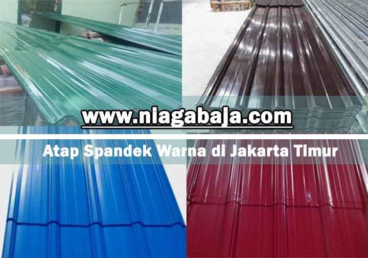 harga atap spandek warna Jakarta Timur