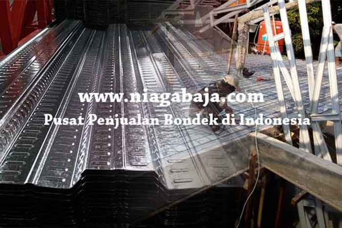 Harga Bondek Tangerang