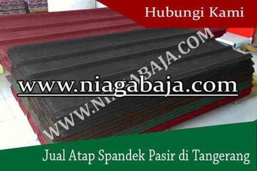 harga spandek pasir Tangerang