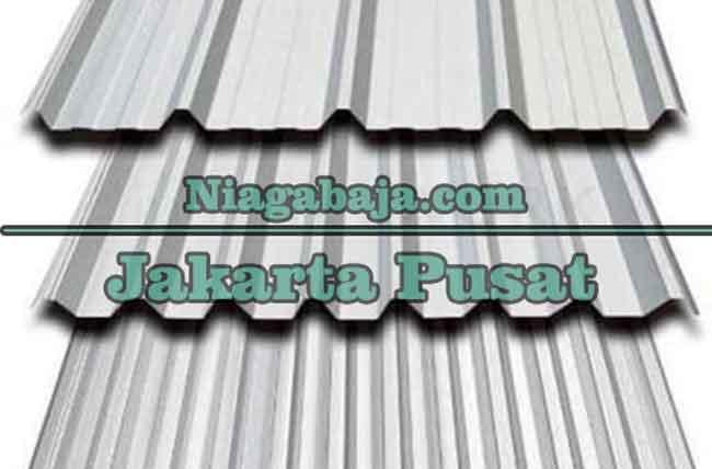 Harga Atap Spandek Jakarta Pusat