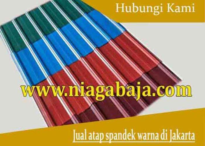 harga spandek warna Jakarta