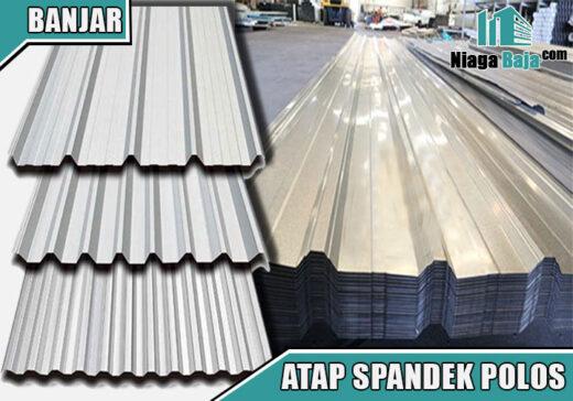 harga atap spandek Banjar