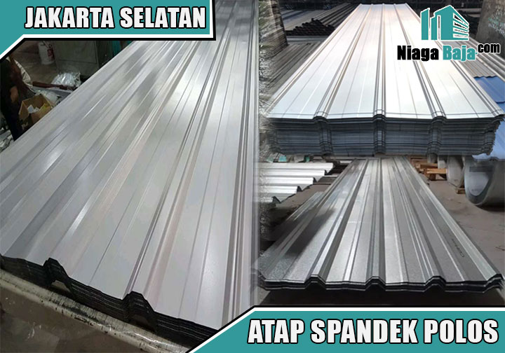 harga atap spandek Jakarta Selatan