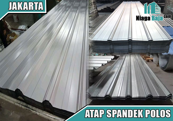 harga atap spandek Jakarta