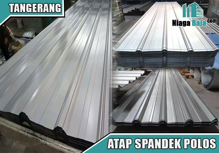 harga atap spandek Tangerang
