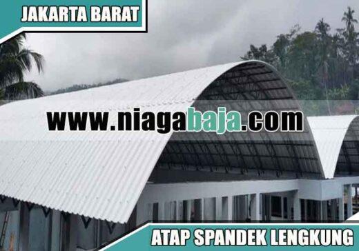 harga spandek lengkung Jakarta Barat