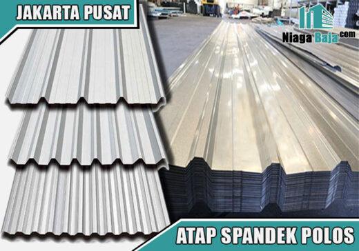harga spandek Jakarta Pusat