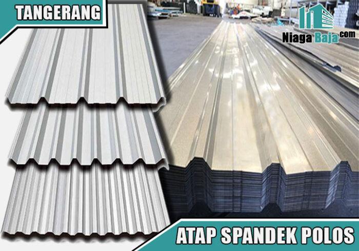 harga spandek Tangerang