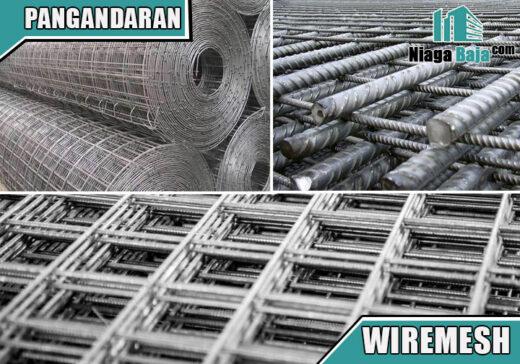 harga wiremesh Pangandaran