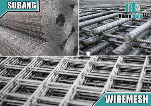 harga wiremesh Subang